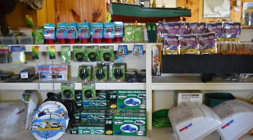 Woodhaven RV Park - Camp store with camping & RV supplies