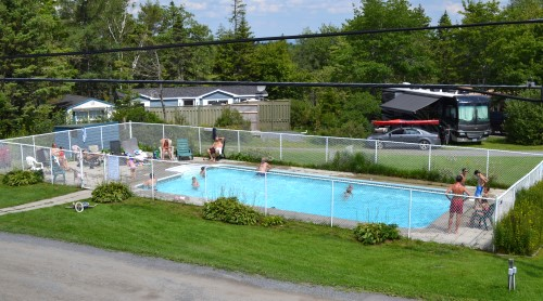 Woodhaven R V  Park | Campground in Halifax / Dartmouth NS